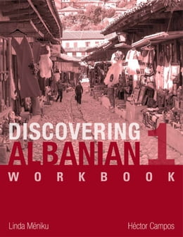 Book Discovering Albanian I Workbook by Mëniku, Linda