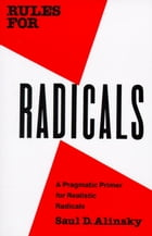 Rules for Radicals Cover Image