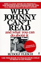Why Johnny Can't Read?: And What You Can Do About It
