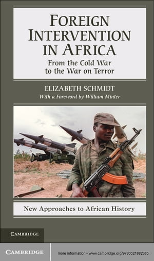 Foreign Intervention in Africa From the Cold War to the War on Terror