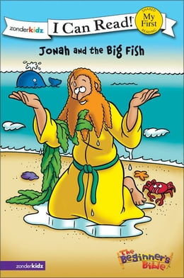 Book The Beginner's Bible Jonah and the Big Fish by Various Authors