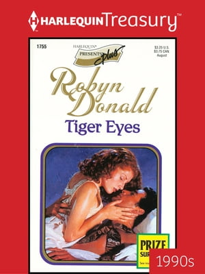 Tiger Eyes by Robyn Donald