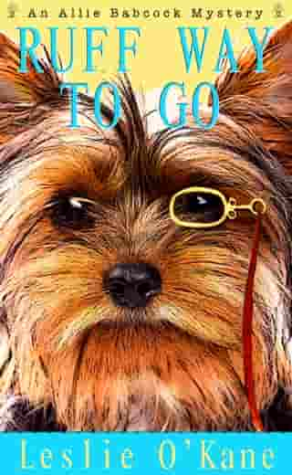 Ruff Way to Go by Leslie O'Kane