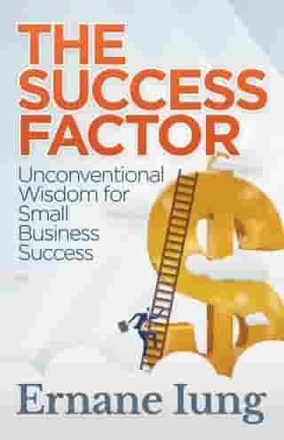 The Success Factor: Unconventional Wisdom for Small Business Success by Ernane Iung