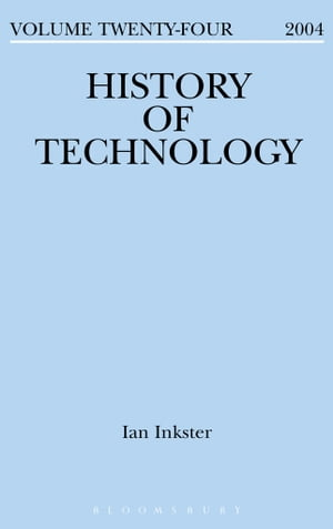 History of Technology Volume 24
