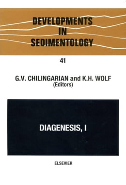 Book Diagenesis, I by Chilingarian, G.V.