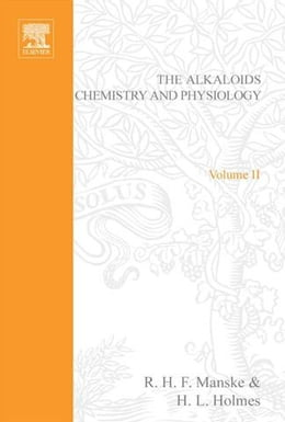 Book The Alkaloids: Chemistry and Physiology by Unknown, Author