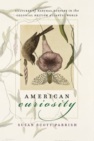 American Curiosity Cultures of Natural History in the Colonial British Atlantic World