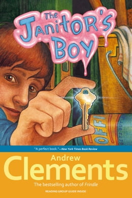 Book The Janitor's Boy by Andrew Clements
