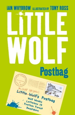 Book Little Wolf's Postbag by Ian Whybrow