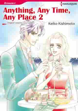 ANYTHING, ANY TIME, ANY PLACE 2: Harlequin Comics