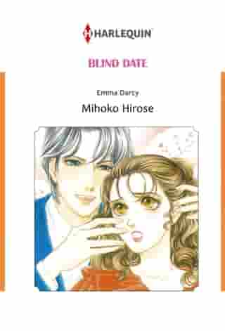 BLIND DATE (Harlequin Comics): Harlequin Comics by Emma Darcy