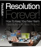 Resolution Forever by Anonymous