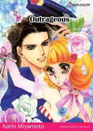 OUTRAGEOUS (Harlequin Comics): Harlequin Comics by Lori Foster