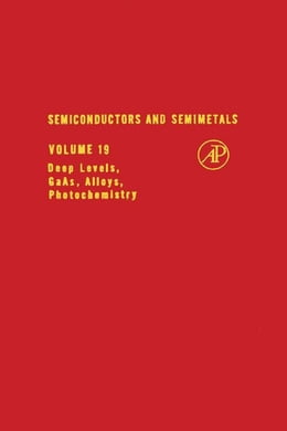 Book Semiconductors and Semimetals by Willardson, R. K.