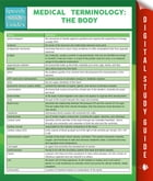 Medical Terminology: The Body Speedy Study Guides by Speedy Publishing