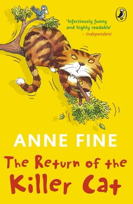 Book The Return of the Killer Cat by Anne Fine