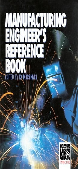 Book Manufacturing Engineer's Reference Book by KOSHAL, D.