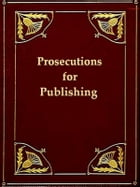 Letters on Prosecutions for Publishing Paine's Age of Reason by Anonymous