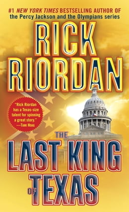 Book The Last King of Texas by Rick Riordan