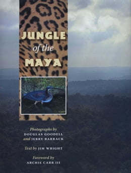 Book Jungle of the Maya by Douglas  Goodell