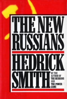 Book The New Russians by Hedrick Smith