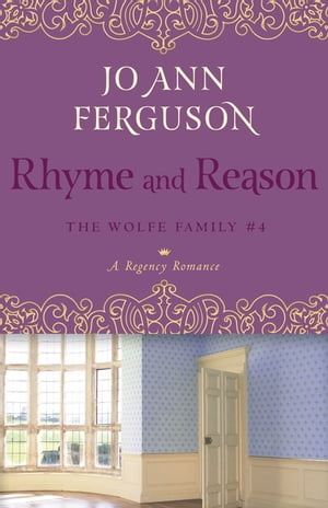 Rhyme and Reason: A Regency Romance