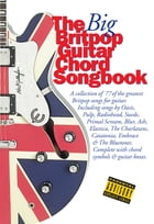 The Big Britpop Guitar Chord Songbook by Wise Publications