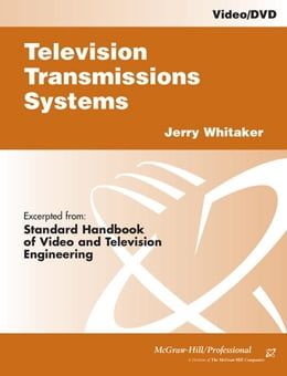 Book Television Transmissions Systems by Whitaker, Jerry