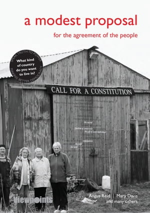 A Modest Proposal For the Agreement of the People
