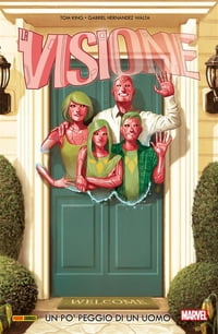 Visione 1 (Marvel Collection)