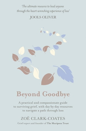 Beyond Goodbye: A practical and compassionate guide to surviving grief, with day-by-day resources to navigate a path through loss by Zoë Clark-Coates