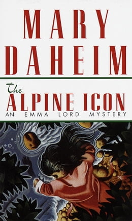 Book Alpine Icon: An Emma Lord Mystery by Mary Daheim