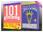 The Fault in our Stars - 101 Amazing Facts & Trivia King!: Fun Facts and Trivia Tidbits Quiz Game Books by G Whiz
