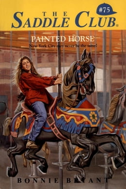 Book The Painted Horse by Bonnie Bryant