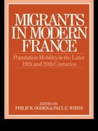 Migrants in Modern France