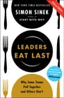 Leaders Eat Last Deluxe Cover Image