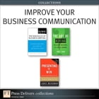 Improve Your Business Communication (Collection): Improve Your Bus Com ePub_1 by Natalie Canavor