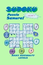 Sudoku Samurai Puzzle, Volume 4 by YobiTech Consulting