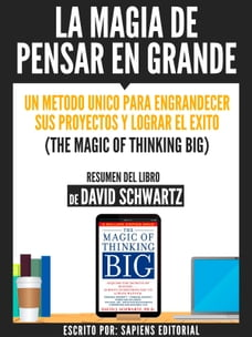 The Magic Of Thinking Big In Books Chapters Indigo Ca