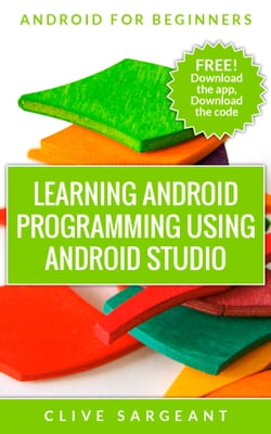 Learning Android programming using Android Studio
