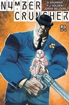 Numbercruncher #4 by Simon Spurrier
