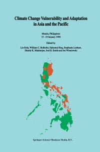 Climate Change Vulnerability and Adaptation in Asia and the Pacific: Manila, Philippines, 15–19…