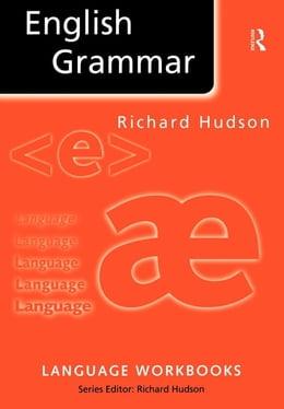 Book English Grammar by Hudson, Richard A.
