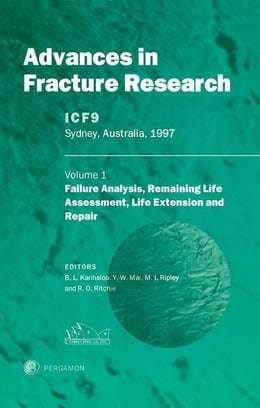 Book Advances in Fracture Research by Karihaloo, B.L.