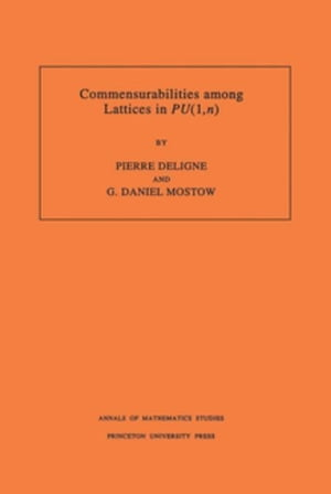 Commensurabilities among Lattices in PU (1, n). (AM-132)