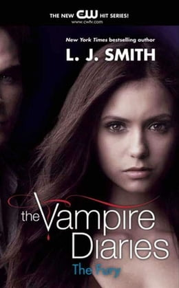 Book The Vampire Diaries: The Fury by L. J. Smith