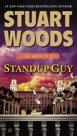 Book Standup Guy: A Stone Barrington Novel by Stuart Woods