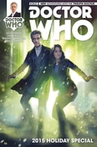 Doctor Who: The Twelfth Doctor #16 by George Mann