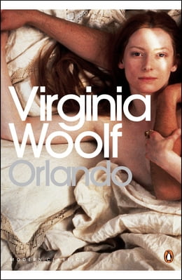 Book Orlando by Virginia Woolf